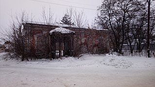 Vovchansk Railway Station (old building)-3491.jpg
