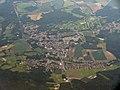 Vue aérienne de Luzarches - Chaumontel 02.jpg