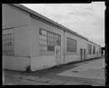 WEST SIDE, NORTHWEST CORNER - Smith Shop, West side of Groner Street, South of Second Street, Keyport, Kitsap County, WA HABS WA-263-4.tif