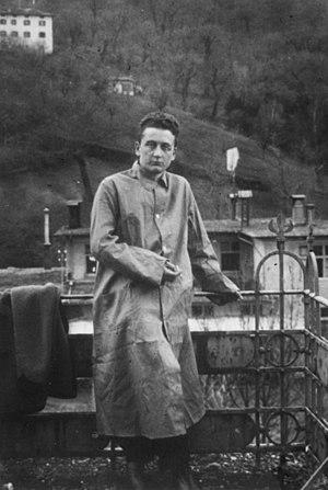 Albert Szent-Györgyi - Szent-Györgyi in 1917 Italy