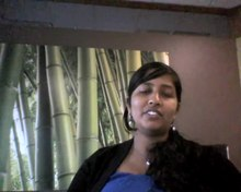 Datei:WIKITONGUES- Manjusha speaking Telugu.webm