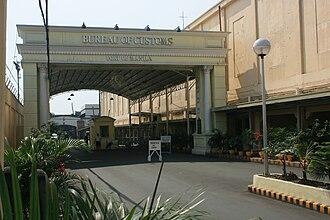 Bureau of Customs - Customs Building, Manila