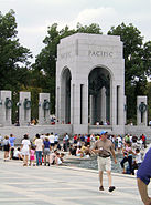 WWII Memorial Pacific