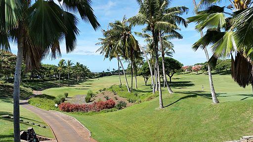 Waikele Golf Club 7-15-2014