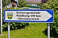 Waldburg Straßenschild Partnergemeinde.jpg