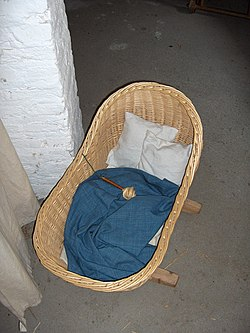 definition of bassinet