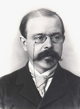Walther Nernst - Walther Nernst in 1889.