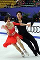 Wang Xiaotong and Zhao Kaige at the 2017 Cup of China - SD.jpg