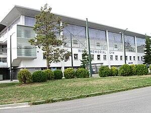 UBC War Memorial Gymnasium - The War Memorial Gymnasium
