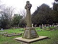 War Memorial in St Laurence's Churchyard - geograph.org.uk - 416500.jpg