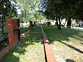 War graves in the cemetery in Brzeziny - 09.jpg