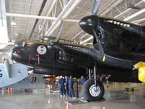 Canadian Warplane Heritage Museum - Image: Warplane Heritage C