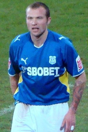 2011–12 Plymouth Argyle F.C. season - Warren Feeney joined the club on a free transfer from Oldham Athletic.