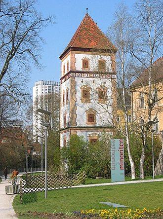Wels - Water tower Wels
