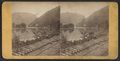 Water Gap from the rail road, from Robert N. Dennis collection of stereoscopic views.png