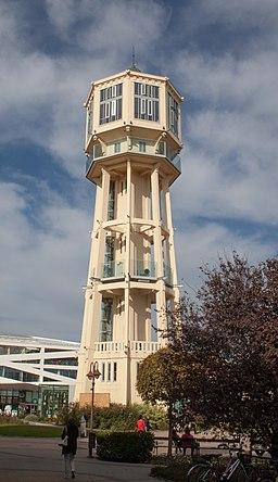 Water tower of Siófok