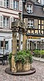Well on place des Dominicains in Colmar 01.jpg