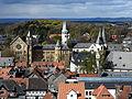 Welterbe Altstadt Goslar, Blick vom Turm der Marktkirche. 10.jpg