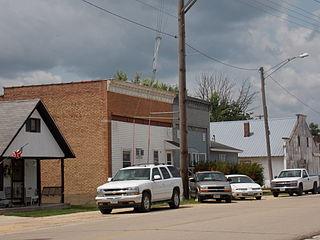 Welton, Iowa City in Iowa, United States