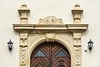 Wernberg Klosterweg 2 ehem. Schloss barockes Ost-Portal bez. 1755 14062018 5861.jpg