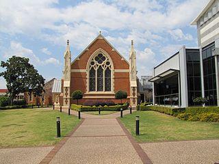 Wesley Uniting Church, Toowoomba