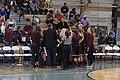 West Texas A&M vs. Texas A&M–Commerce women's basketball 2017 30.jpg