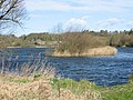 Westbere lake and Wesbere village in background - geograph.org.uk - 371274.jpg