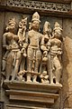 Western Group of Temples, Khajuraho 25.jpg