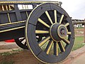 Wheel of wooden cart.jpg