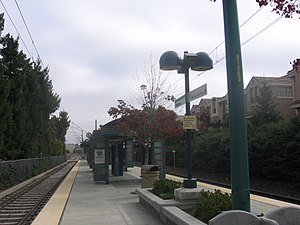 Whisman station
