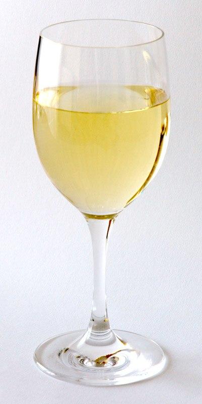 White Wine Glas