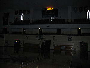 Payne Whitney Gymnasium - Interior of Lee Amphitheater (2008)