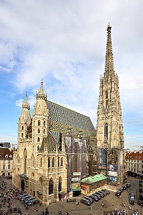 Image illustrative de l'article Cathédrale Saint-Étienne de Vienne