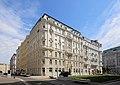 Wien - Wohnhaus, Ecke Georg-Coch-Platz und Biberstraße.JPG