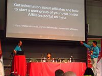 Wikimania by Rehman - Conference Day 3 (4).jpg