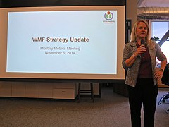 Wikimedia Metrics Meeting - November 2014 - Photo 04.jpg