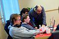 Wikimedia Wikidata & GLAM Hackathon 2014 (15616798400).jpg