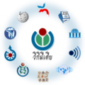 Wikimedia logo family th.png