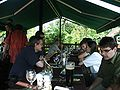 Wikipedian meetup, Esztergom 12.JPG