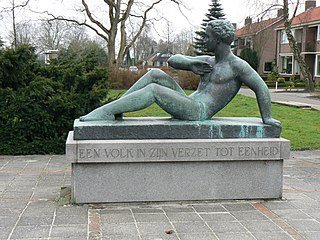 Verzetsmonument (Wildervank)