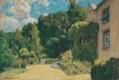 Wilhelm Feldmann ca1915 In Consul Gaedertz Garten.png