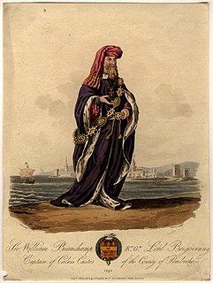 William Beauchamp, 1st Baron Bergavenny English noble