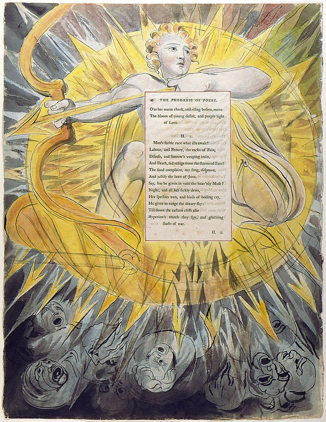 william blakes spirituality Ellis and yeats quote a mysterious note written in blake's  but his spiritual  presence was never to leave the mind of william blake, whom in.
