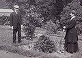 William Blathwayt and Maud Joachim.jpg