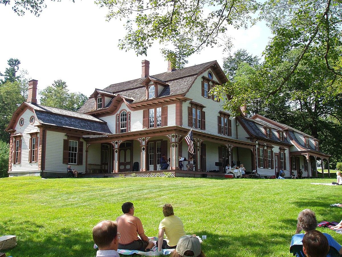 William Cullen Bryant Homestead - Wikipedia