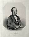 William Henry Harvey. Lithograph by T.H. Maguire, 1850. Wellcome V0002605.jpg
