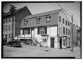 William Ramsay House, 221 King Street, Alexandria, Independent City, VA HABS VA,7-ALEX,50-1.tif