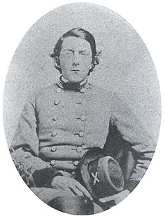 William Pegram Confederate Army officer