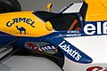 Williams FW15C cockpit Donington Grand Prix Collection.jpg
