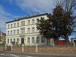 Nossener Straße in Wilsdruff